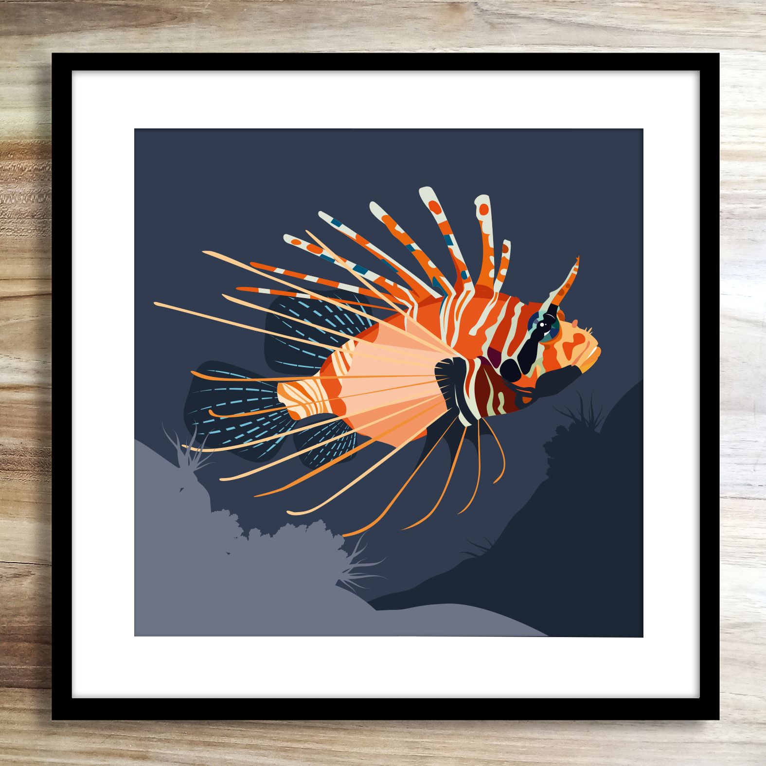 Lionfishzoopenmathieusechet