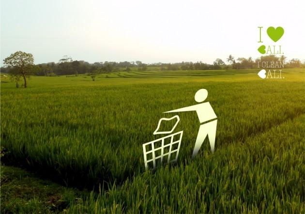 ricefields polution bali ad 171 studio branding mathieu sechet agence communication paris bali